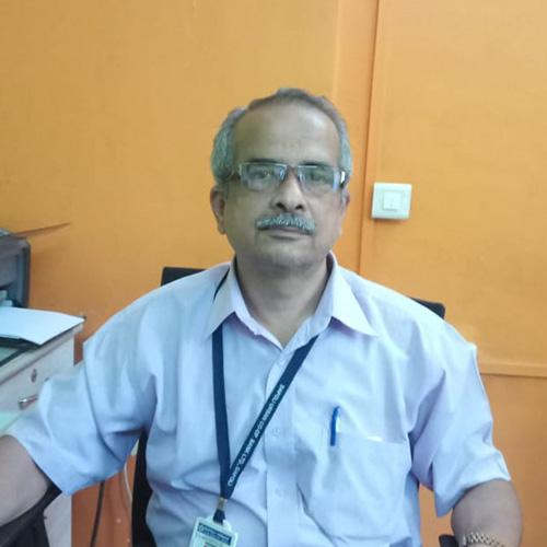 Mr Shirish Ghanekar