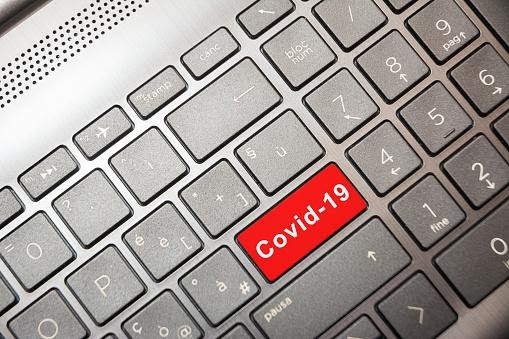 Shashwat Solutions - Blog featured image - Top Cyber Security Threats During Corona virus